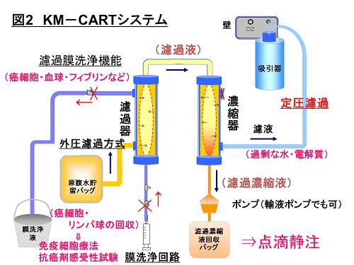 図2 KM-CARTシステム